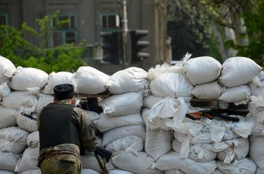 Украинские военные отбили атаку сепаратистов в Артемовске