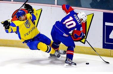Сборная Украины по хоккею потеряла шансы пробиться в топ-дивизион