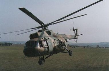 Неизвестные под Славянском обстреляли два боевых вертолета Нацгвардии