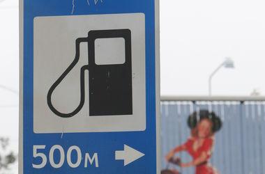Бензин в Украине продолжает быстро дорожать
