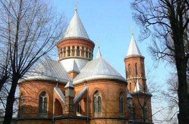 В Днепропетровске помянули полтора миллиона погибших армян