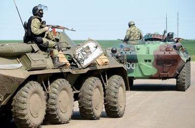 Донецкие милиционеры рассказали, кто участвует в антитеррористической операции
