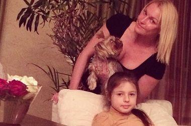 Здоровье дочери Анастасии Волочковой под угрозой