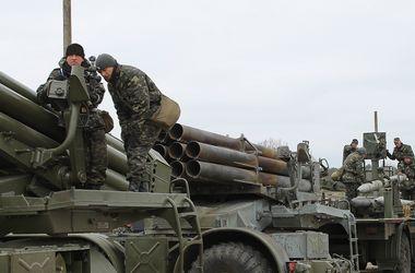 Украинских ракетчиков передислоцировали на боевые позиции