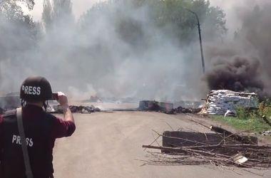 Как проходит антитеррористическая операция в Славянске
