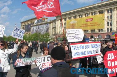 В Харькове депутаты проголосовали за децентрализацию и хотят разработать механизм референдума