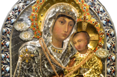 В Киев привезут чудотворную икону Божьей Матери