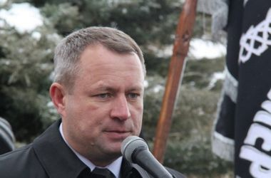 Турчинов уволил нового главу ГУД