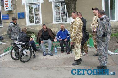 Пострадавших от взрыва гранаты на блокпосту в Одессе выдворили из больницы
