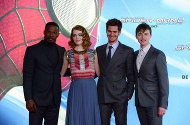 """Звезды посетили премьеру """"Нового Человека-паука"""" в Нью-Йорке"""