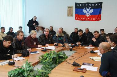 """Сепаратисты придумали вопрос для """"референдума"""" и дали поручение ЦИК"""
