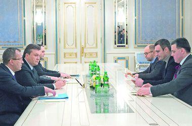 Москва напомнила Киеву о февральских соглашениях оппозиции с Януковичем