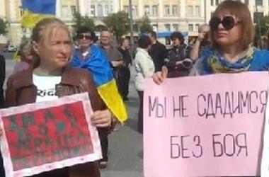 Харьковский Евромайдан выступил  против сепаратизма и призвал власть к решительным действиям