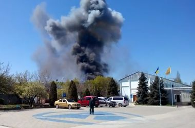 Аэродром в Краматорске снова обстреляли террористы – Тымчук
