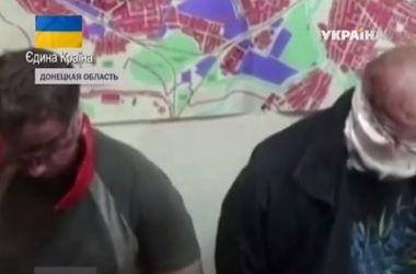 Экстремисты в Славянске захватили и пытали троих офицеров СБУ