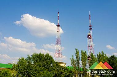 В Донецке захвачен областной передающий центр