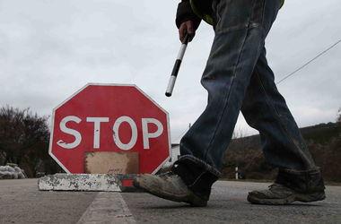Пограничники предупредили, что будут стрелять в случае вторжения