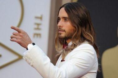 """Джаред Лето уже изрядно покалечил свой """"Оскар"""""""