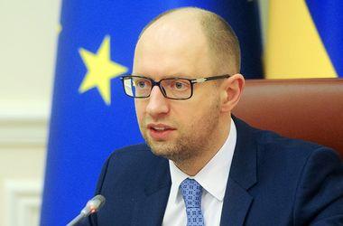 """Украина подает на """"Газпром"""" в суд - Яценюк"""