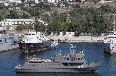 Еще четыре освобожденных судна направляются из Севастополя в Одессу