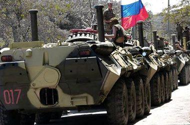 Госпогранслужба Украины не подтвердила отвода российских войск от украинских границ
