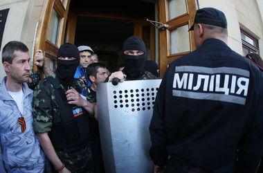 Милиция Донбасса саботирует приказы центральной власти – СНБО