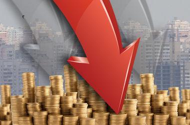 Украинская экономика начала падение