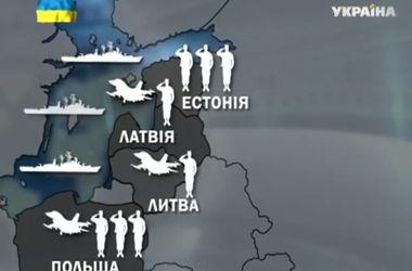 Войска НАТО усиливают присутствие на границе с Россией