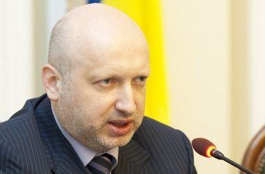 Турчинов призывает не допустить срыва выборов и обеспечить возможность проголосовать избирателям Востока