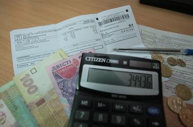 Украинцы стали погашать долги за услуги ЖКХ