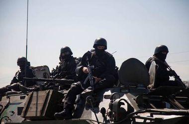 В Славянске силовики уничтожили три блокпоста террористов - МВД