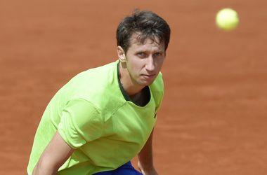Сергей Стаховский покидает турнир в Мюнхене