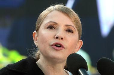 Тимошенко заявляет о готовящейся внешней атаке для срыва выборов в Украине
