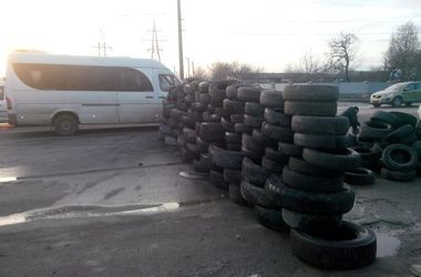На границе Днепропетровской и Донецкой областей произошла провокация
