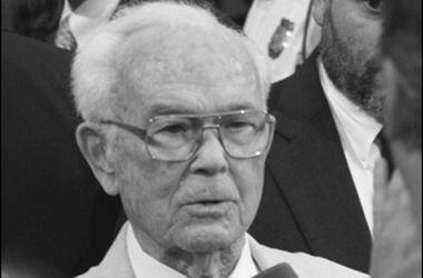 Старейший участник Олимпийских игр скончался в возрасте 106 лет