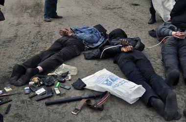 Террористы понесли значительные потери: много убитых и раненых – Турчинов