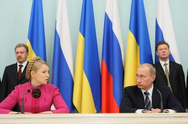 Тимошенко: Путин понимает только язык силы