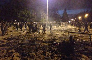 В результате пожара в Доме профсоюзов в Одессе погибли 38 человек