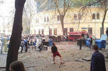 МВД подтвердило гибель четверых человек в Одессе