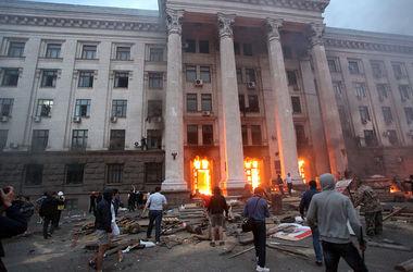 37 человек погибли и 200 получили ранения во время столкновений в Одессе