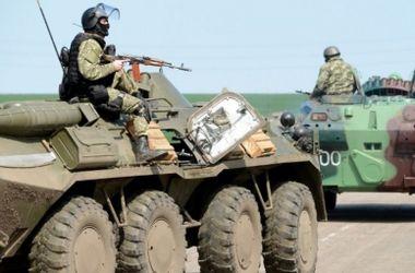 Террористы в Славянске пытались взорвать путепровод