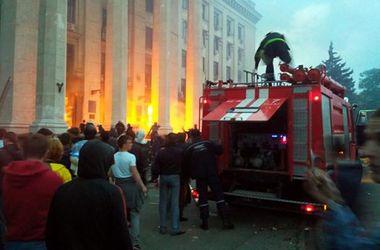 Трагедия в Одессе произошла из-за внешней провокации - Турчинов