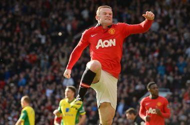 """Звезда """"Манчестер Юнайтед"""" Руни может уйти из команды, если туда придет Луи ван Гал"""