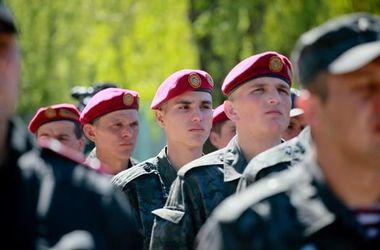 СНБО объявил набор во второй батальон Нацгвардии