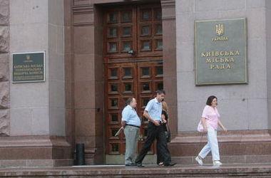 В Киеве могут временно запретить наружную рекламу