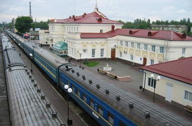С поезда на Одессу высадили и депортировали в Крым 36 диверсантов