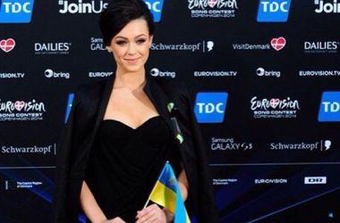 """Мария Яремчук: """"Вся украинская делегация на """"Евровидении"""" душой и сердцем с Украиной!"""""""