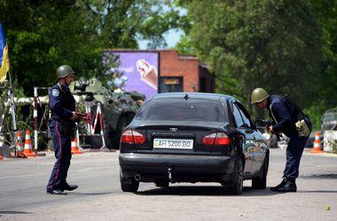 Луганская область: вооруженные активисты пытались захватить райотдел милиции в Ровеньках