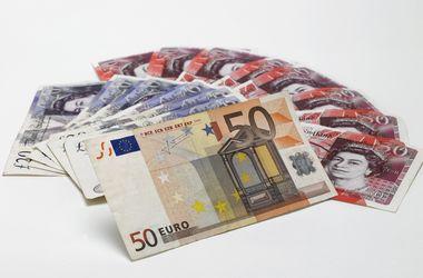 Евро в Украине стал дороже