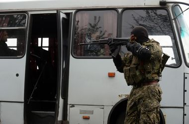 В Донецкой области из-за АТО отменили автобусные перевозки